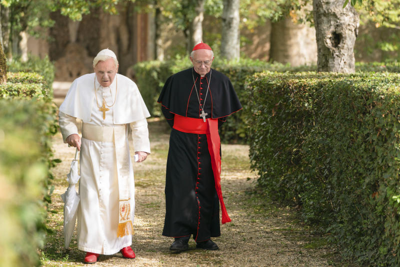 Film Review - The Two Popes