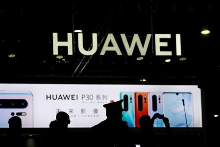 Trump talk of easing Huawei ban lifts suppliers' shares despite doubts