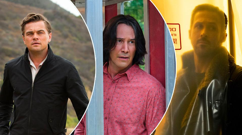 Once Upon A Time... In Hollywood, Bill & Ted Face The Music, Blade Runner 2049 - These are the hottest disc deals this week. (Sony/WB)