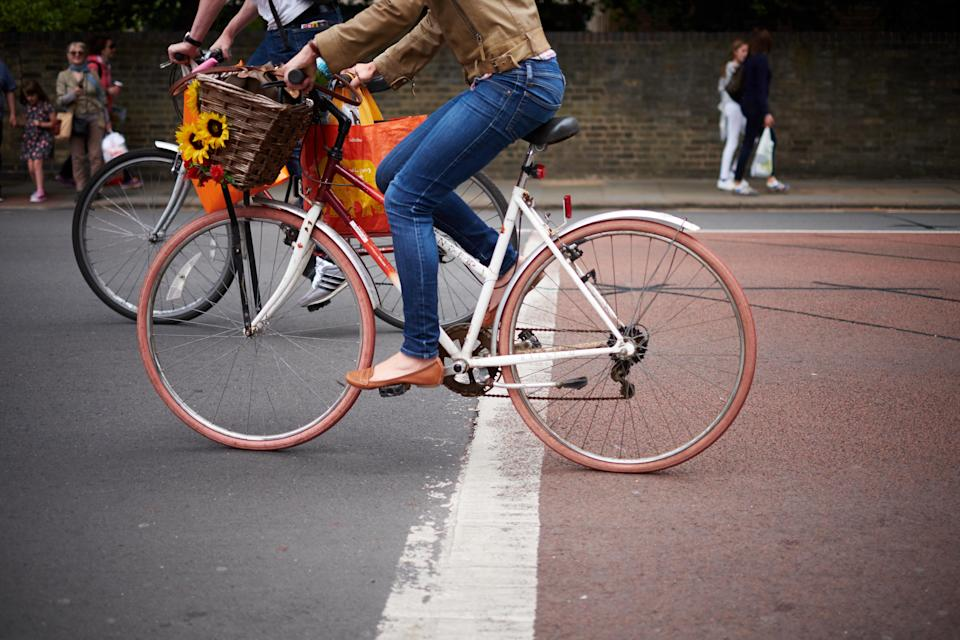 It's Cycle To Work Day (Alamy/PA)