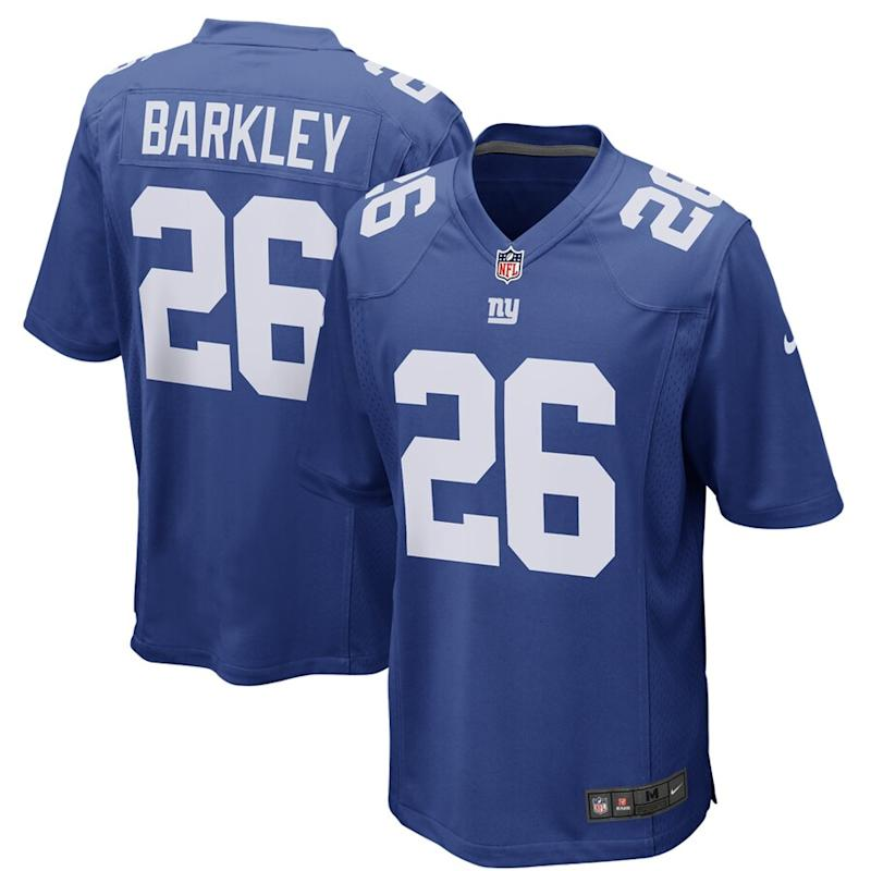 Barkley Giants Nike Game Jersey