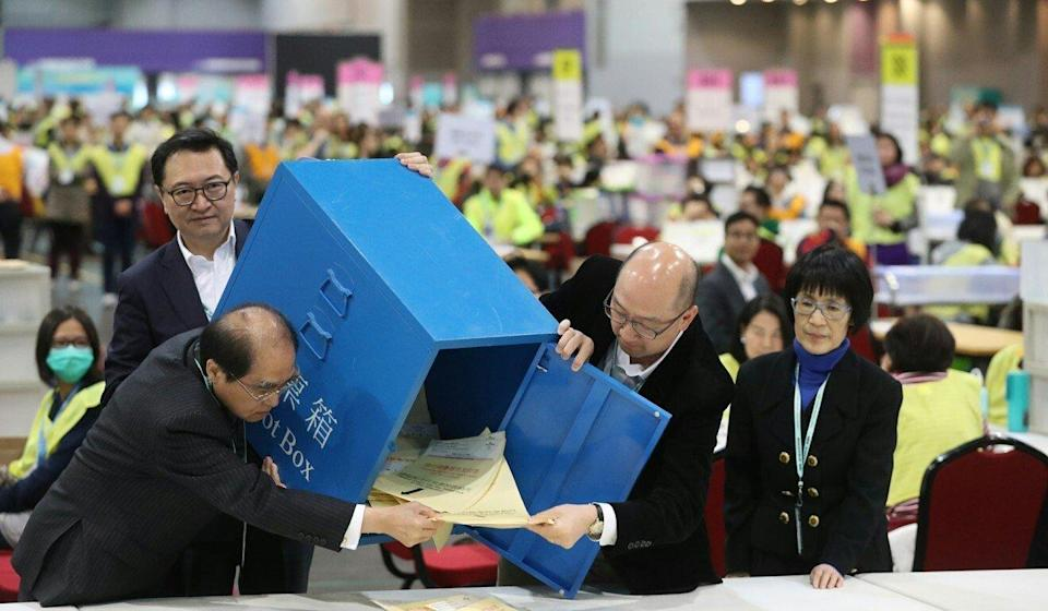 Major changes are afoot for coming key elections in Hong Kong under a drastic overhaul by Beijing. Photo: Edward Wong