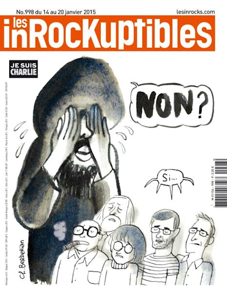 David Doucet, the online editor at France's trendiest music and culture magazine Les Inrockuptibles, was also swept up in the scandal