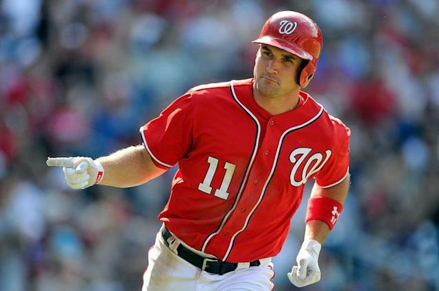 """Talking <a class=""""link rapid-noclick-resp"""" href=""""/mlb/players/7627/"""" data-ylk=""""slk:Ryan Zimmerman"""">Ryan Zimmerman</a>'s scorching start and a look around the rest of the league (Getty Images)"""