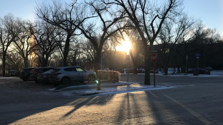 'I actually like it here': Sask. folks unfazed by latest cold snap