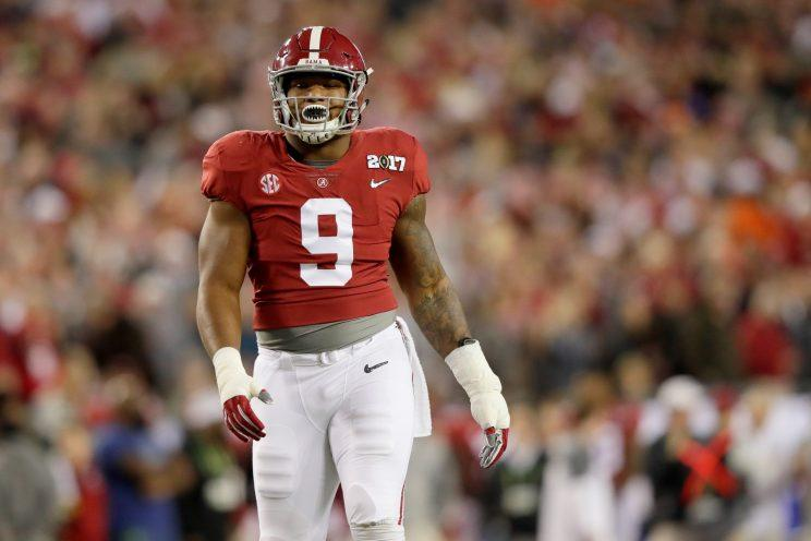 New details in arrest of Alabama defensive tackle Da'Shawn Hand