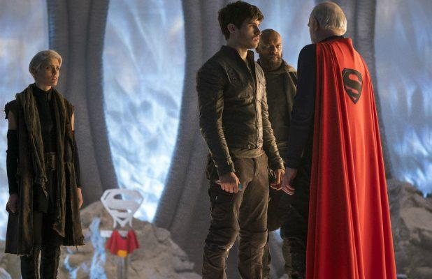 'Krypton' Canceled by Syfy After 2 Seasons, 'Lobo' Spinoff Not Moving Forward