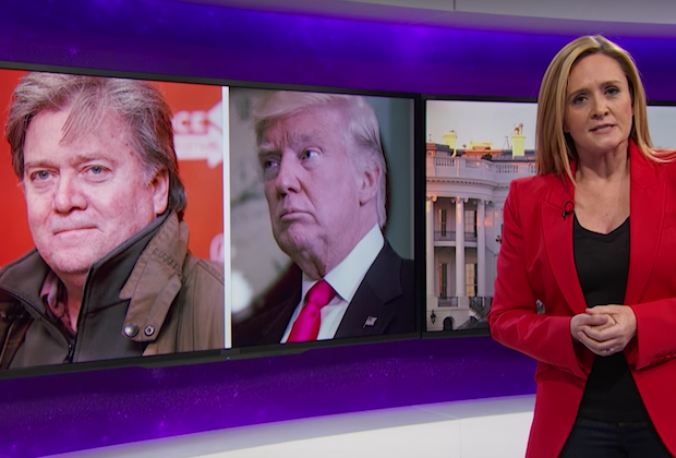TBS Renews 'Full Frontal with Samantha Bee' Through 2017