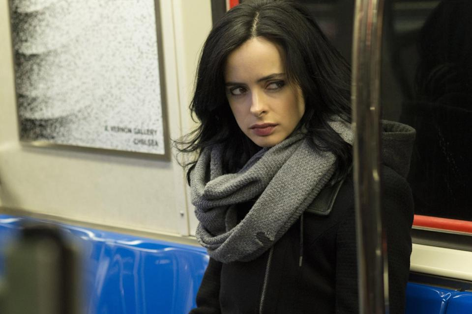 """<p>Yes, <strong>Jessica Jones</strong> is a Marvel superhero show, but Jessica isn't your typical hero. She's a hard-drinking, sarcastic survivor who takes cases to make enough money to buy more alcohol. Krysten Ritter is mesmerizing as Jessica, who is a mess of a human being with a past that's pitch black. However, deep down, Jessica still believes in justice, and her fight to save women from the mind-controlling Kilgrave in the first season is intense, thrilling, and important TV. </p> <p>Watch <a href=""""https://www.netflix.com/title/80002311"""" class=""""link rapid-noclick-resp"""" rel=""""nofollow noopener"""" target=""""_blank"""" data-ylk=""""slk:Jessica Jones""""><strong>Jessica Jones</strong></a> on Netflix now.</p>"""