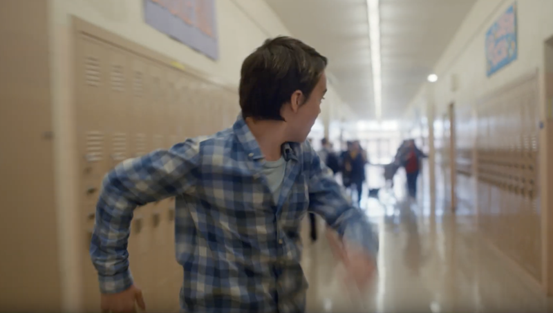 Sandy Hook Promise presents a student's worst nightmare.