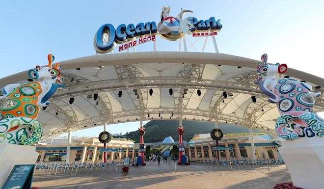 The bid at the centre of the legal proceedings concerned an IT contract at Ocean Park. Photo: Sam Tsang