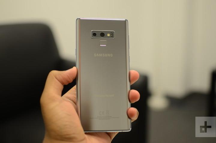 samsung galaxy note 9 news silver 1