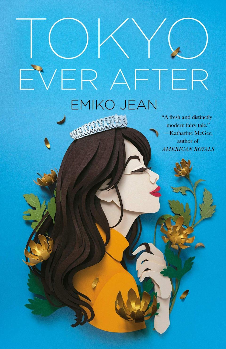 <p>Izumi Tanaka is struggling to fit in in her Northern California town when she discovers that her estranged father is actually the crown prince of Japan — so she travels to meet him and get to know the country, where she encounters sinister family members, a nosy press corps, and potential love. (May 18)</p>
