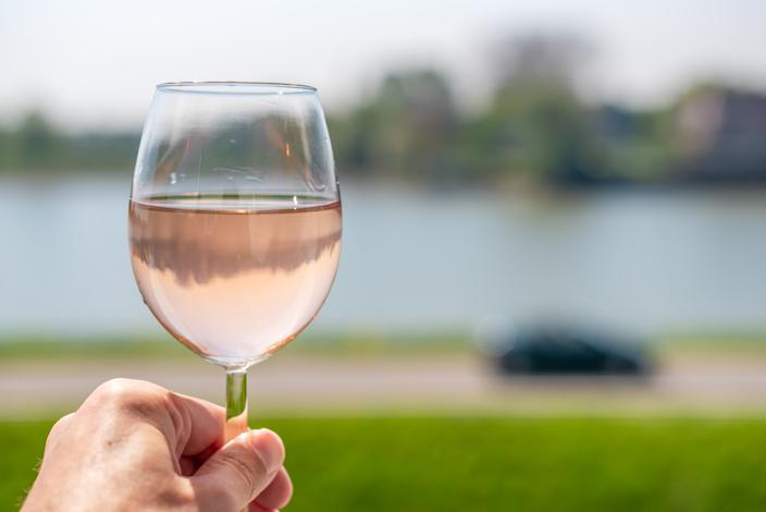 Rosé all day? Go for it. (Photo: Getty Images)