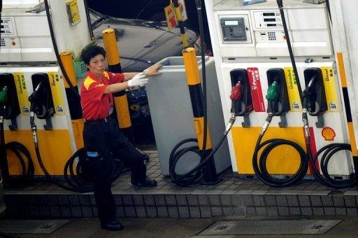 China said it would cut fuel prices by more than three percent