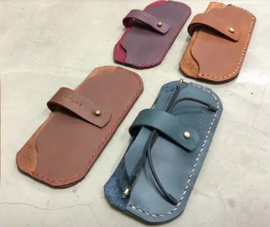 Leathercrafting Workshop in Rochor, S$29.55 (was S$38). PHOTO: Klook