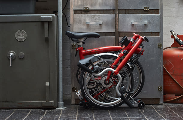 Commuter bike