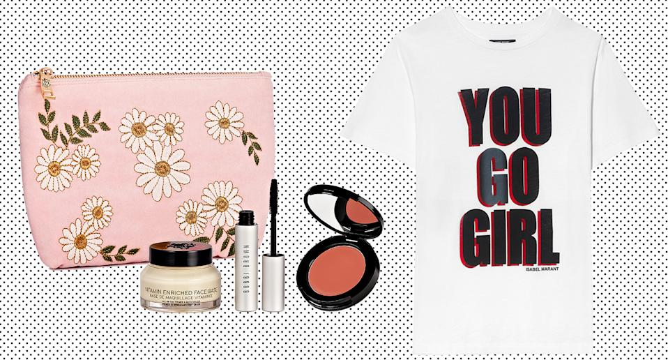 These buys give back this International Women's Day. (Yahoo Style UK)