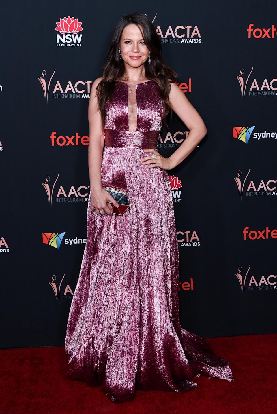 Tammin Sursok has shared whether or not she plans on returning to Home and Away, the show that made her famous. Photo: Getty