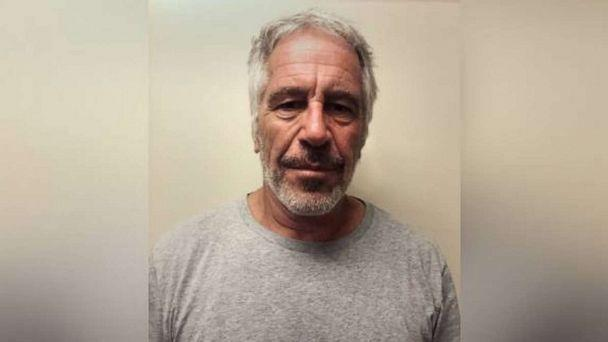 PHOTO: Jeffrey Epstein is seen in a photo released by the New York State Division of Criminal Justice. (New York State Sex Offender Registry)
