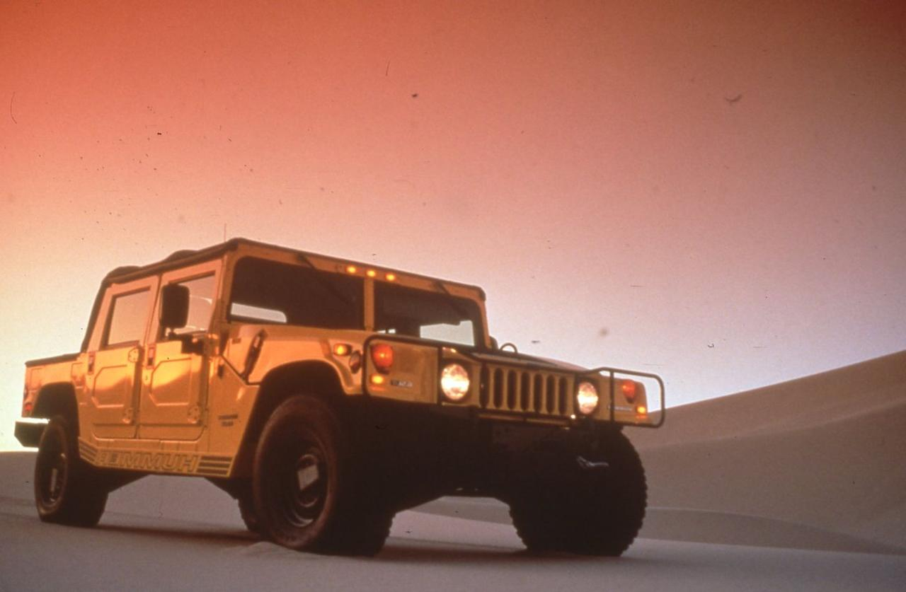 <p>The original Hummer was completely impractical on the street. Ridiculously wide and painfully slow, it handled about as well as a medium-duty dump truck. But for off-road excursions, the H1 had the hardware to perform. AM General engineered it for the military, so the Hummer's drivetrain and four-wheel independent suspension provided an incredible 16 inches of ground clearance. And unlike other production four-wheel-drive vehicles, the Hummer could raise or lower air pressure in the tires right from the cab, which allowed this massive four-ton monster to float across deep sand and snow.</p>