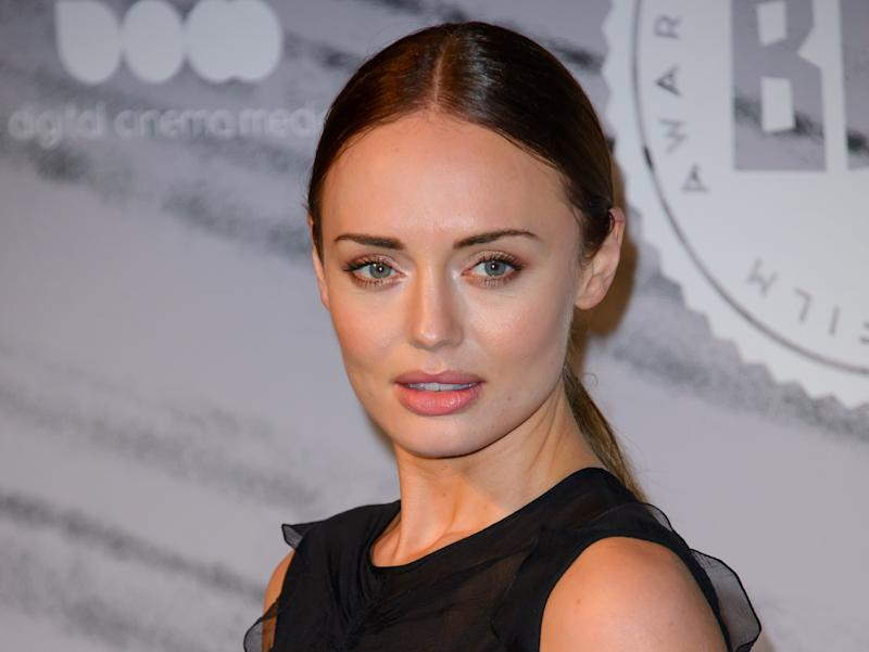 Actress Laura Haddock (credit: WENN)