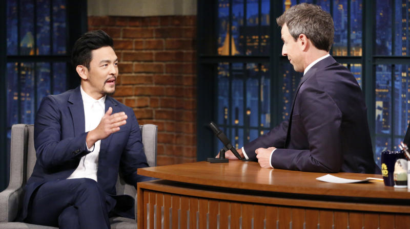 John Cho Went Nude Because He 'Couldn't Think Of An Asian Male Butt' On Screen