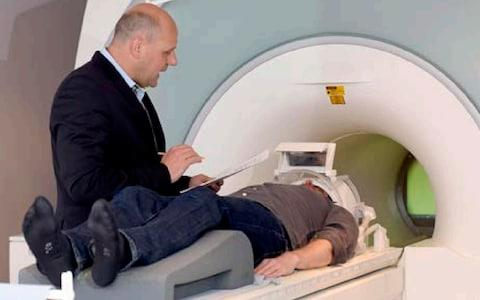 Volunteers were asked to look at images of common and meaningful places while their brains were scanned