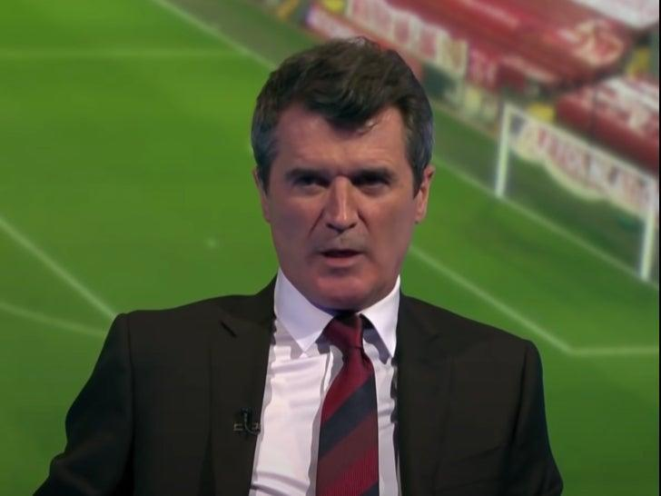 <p>Roy Keane was unimpressed with United's performance at Stamford Bridge</p> (Sky Sports)