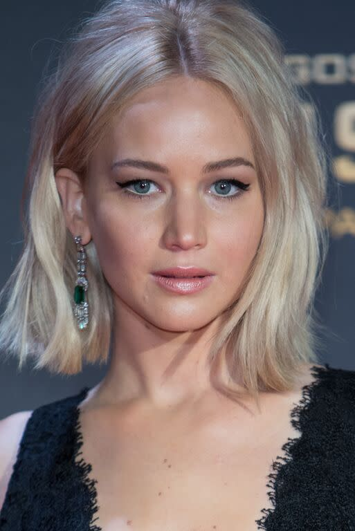 Get the Look: Jennifer Lawrence's 'Hunger Games' Premiere Beauty