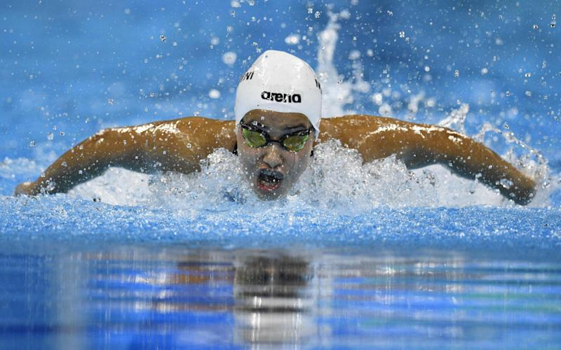 Refugee Olympic Team's Yusra Mardini - Getty Images
