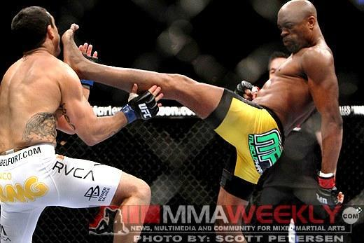 Anderson Silva Targeted for UFC 198 in Brazilian Stadium