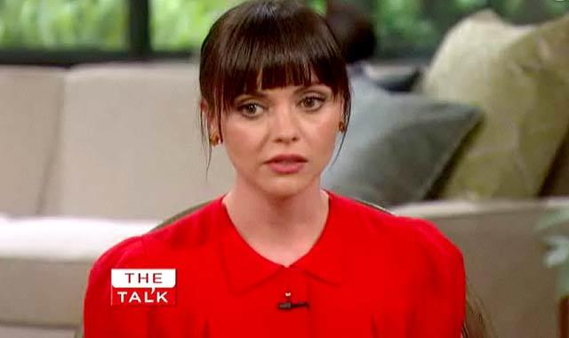 Christina Ricci on Her Battle with Anorexia