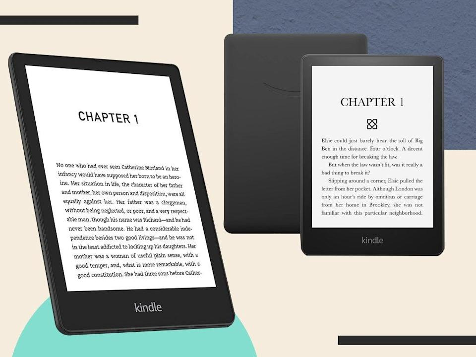 The new 2021 Amazon Kindle paperwhite is launching in October  (iStock/The Independent)