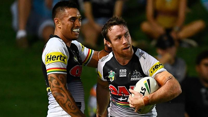 Maloney steps in for Cleary to lead Panthers past Cowboys