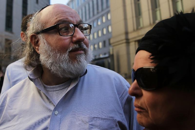 Jonathan Pollard was released in November 2015 after serving a 30-year term for passing sensitive security documents to Israel