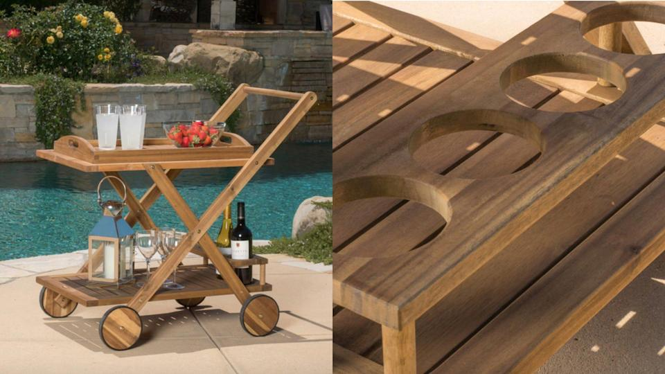 You can frequent sales over at Houzz—including outdoor furniture.