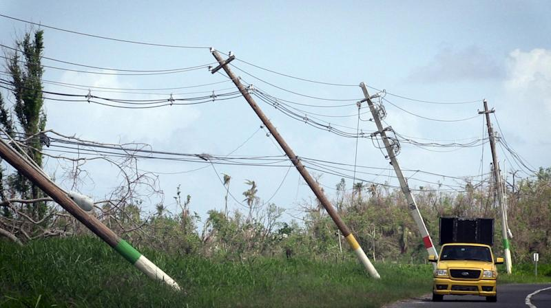 Montana Company Tapped To Restore Puerto Rico's Power Has Ties To Ryan Zinke, Trump Donor