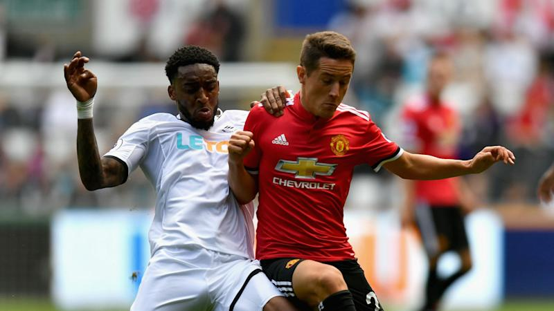 Holder United faces Swansea in League Cup