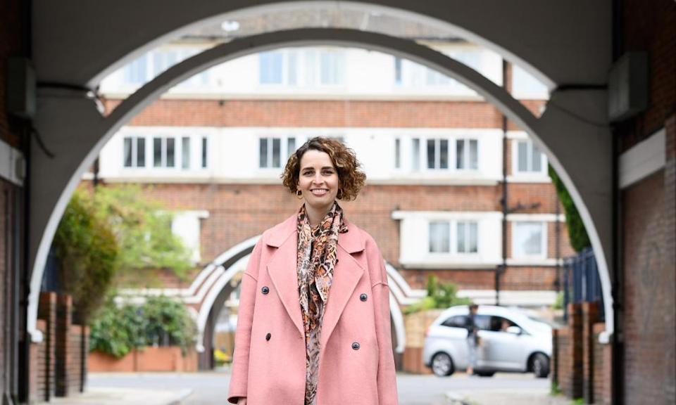 Luisa Porritt wants the Santander scheme to be free on a Sunday to give people a chance to try cycling and to tempt more back into central London.