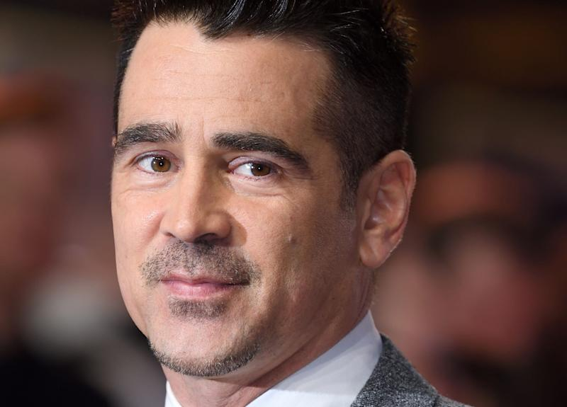 Colin Farrell attends the European premiere of 'Dumbo' at The Curzon Mayfair in London on March 21, 2019. (Photo by Karwai Tang/WireImage)