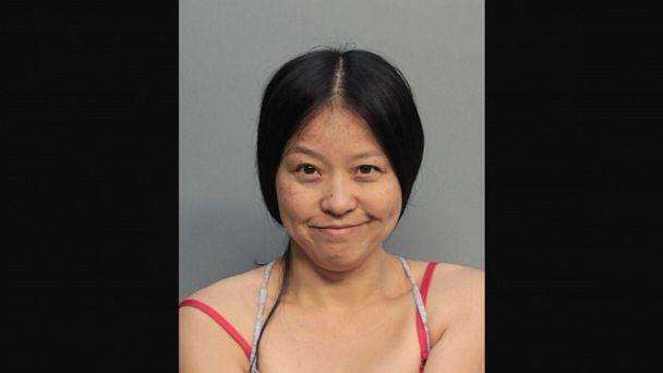 PHOTO: Yaqun Lu, 41, was arrested in Miami Beach, Fla., on Saturday, June 15, 2019, for digging up a sea turtle nest and trying to stomp on the eggs. (Miami-Dade County Department of Corrections)