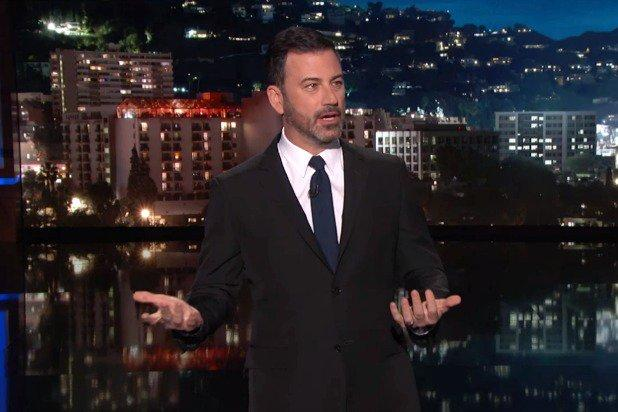 Jimmy Kimmel Gets Colonoscopy, Documents the Procedure with Katie Couric's Help