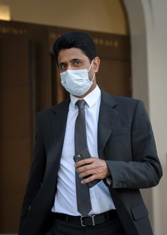 Nasser Al-Khelaifi's lawyers claim the charges against their client are 'clearly artificial'