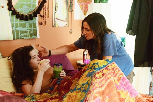 """Better Things"": Mikey Madison, Pamela Adlon (Photo: FX)"