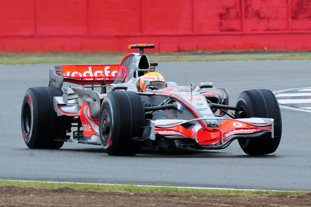 Formula One Motor Racing – British Grand Prix – Race – Silverstone