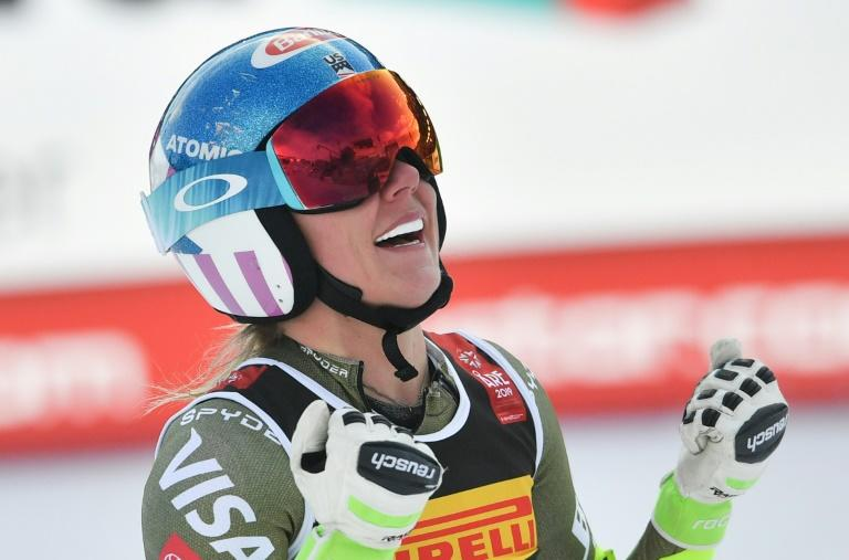 Mikaela Shiffrin is tipped to overtake Lindsey Vonn as the most successful female ski racer of all time