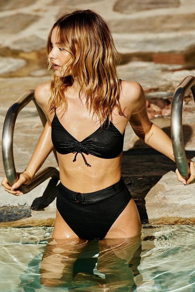 "<p>You can't go wrong with a classic high-waisted bikini, so get this <a href=""https://www.popsugar.com/buy/Juillet-Swimwear-Emerson-Bikini-Top-538482?p_name=Juillet%20Swimwear%20Emerson%20Bikini%20Top&retailer=freepeople.com&pid=538482&price=110&evar1=fab%3Aus&evar9=44710918&evar98=https%3A%2F%2Fwww.popsugar.com%2Fphoto-gallery%2F44710918%2Fimage%2F47242397%2FJuillet-Swimwear-Emerson-Bikini-Top-Ashley-Bikini-Bottoms&list1=free%20people%2Cspring%2Csummer%2Cswimwear%2Cspring%20fashion%2Csummer%20fashion%2Cswimsuits&prop13=api&pdata=1"" rel=""nofollow"" data-shoppable-link=""1"" target=""_blank"" class=""ga-track"" data-ga-category=""Related"" data-ga-label=""https://www.freepeople.com/shop/emerson-bikini-top/?category=all-swimwear&amp;color=001"" data-ga-action=""In-Line Links"">Juillet Swimwear Emerson Bikini Top</a> ($110) and <a href=""https://www.popsugar.com/buy/Ashley-Bikini-Bottoms-538489?p_name=%20Ashley%20Bikini%20Bottoms&retailer=freepeople.com&pid=538489&price=110&evar1=fab%3Aus&evar9=44710918&evar98=https%3A%2F%2Fwww.popsugar.com%2Fphoto-gallery%2F44710918%2Fimage%2F47242397%2FJuillet-Swimwear-Emerson-Bikini-Top-Ashley-Bikini-Bottoms&list1=free%20people%2Cspring%2Csummer%2Cswimwear%2Cspring%20fashion%2Csummer%20fashion%2Cswimsuits&prop13=api&pdata=1"" rel=""nofollow"" data-shoppable-link=""1"" target=""_blank"" class=""ga-track"" data-ga-category=""Related"" data-ga-label=""https://www.freepeople.com/shop/ashley-bikini-bottoms2/?category=SHOPBYBRAND&amp;color=001&amp;quantity=1&amp;type=REGULAR"" data-ga-action=""In-Line Links""> Ashley Bikini Bottoms </a> ($110) set.</p>"
