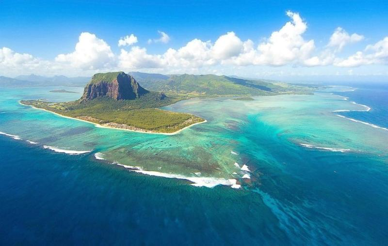 Temperatures in September will hover around 24 degrees in Mauritius. Photo: Supplied