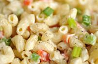 """<p>If your macaroni or potato salad happens to be mayonnaise-based, consider serving it in the fall at your next tailgate as it will not sit well and could even collect bacteria in warm conditions. Mayonnaise is acidic enough to keep foods from spoiling, but adding low-acid potatoes or pasta into the mix cancels that out. Consider serving a <a href=""""https://www.thedailymeal.com/recipes/german-potato-salad?referrer=yahoo&category=beauty_food&include_utm=1&utm_medium=referral&utm_source=yahoo&utm_campaign=feed"""" rel=""""nofollow noopener"""" target=""""_blank"""" data-ylk=""""slk:vinegar-based potato salad"""" class=""""link rapid-noclick-resp"""">vinegar-based potato salad</a> or <a href=""""https://www.thedailymeal.com/recipes/supreme-pasta-salad-recipe-0?referrer=yahoo&category=beauty_food&include_utm=1&utm_medium=referral&utm_source=yahoo&utm_campaign=feed"""" rel=""""nofollow noopener"""" target=""""_blank"""" data-ylk=""""slk:pasta salad"""" class=""""link rapid-noclick-resp"""">pasta salad</a> instead.</p>"""